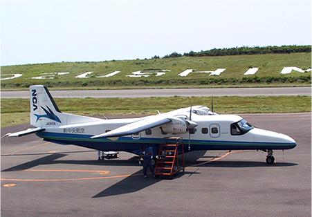 調布飛行場の写真